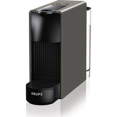 Nespresso KRUPS by KRUPS Essenza Mini XN110B40 Coffee Machine - Grey