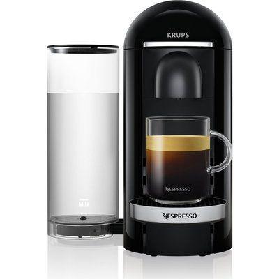 Nespresso by Krups VertuoPlus XN900840 Coffee Machine - Piano Black