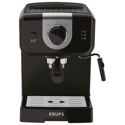 Krups Opio XP320840 Pump Espresso Coffee Machine - Black