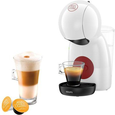 Dolce Gusto by KRUPS Piccolo XS KP1A0140 Coffee Machine - White