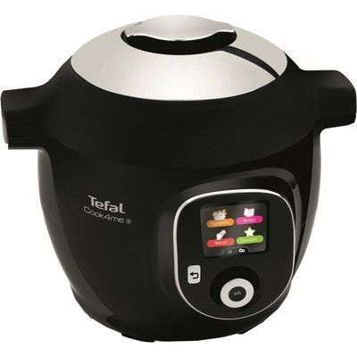 Tefal CY851840 Cook4Me Pressure Cooker - Black