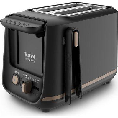 Tefal Includeo TT533840 2-Slice Toaster - Black