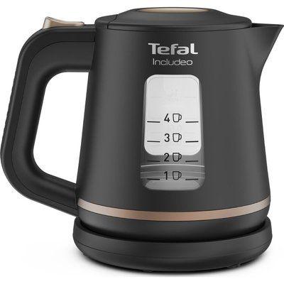 Tefal Includeo KI533840 Jug Kettle - Black