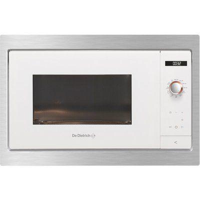 De Dietrich DME7121W Built In Microwave - White