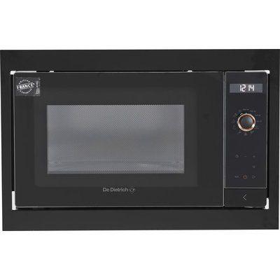 De Dietrich DME7121A Built-in Solo Microwave - Black