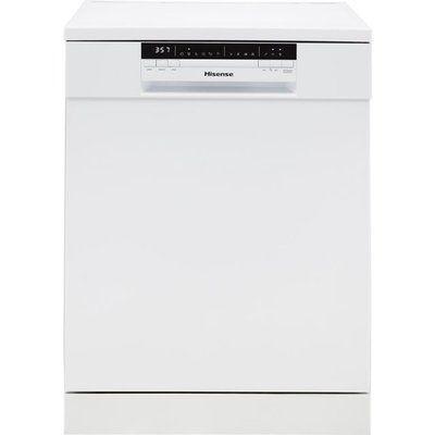 Hisense HS60240WUK Standard Dishwasher - White