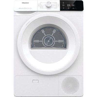 Hisense Hi-Space DHGE901 Tumble Dryer