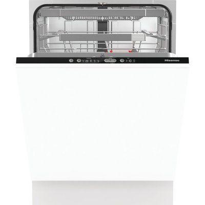 Hisense HV671C60UK Full-size Fully Integrated Dishwasher