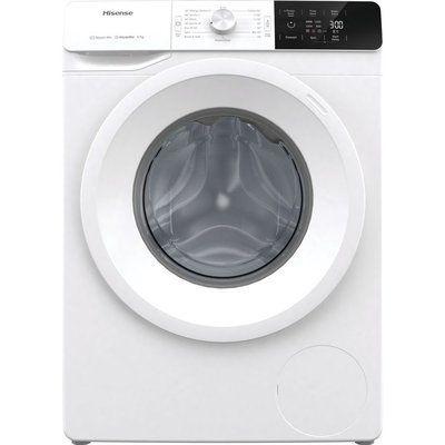 Hisense WFGE80141VM 8 kg 1400 Spin Washing Machine - White