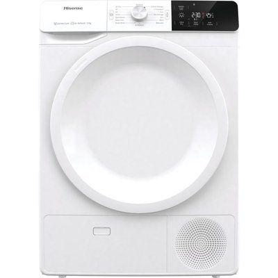 Hisense Hi-Space DCGE801 Tumble Dryer