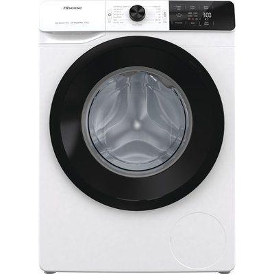 Hisense WFGE90141VM 9 kg 1400 Spin Washing Machine - White