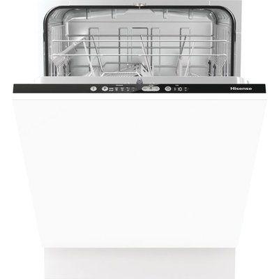 Hisense HV651D60UK Fully Integrated Standard Dishwasher