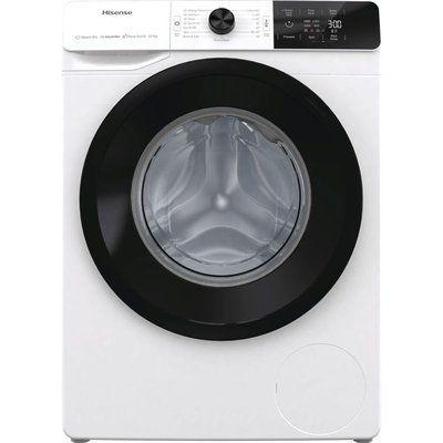 Hisense WFGE10141VM 10 kg 1400 rpm Washing Machine - White