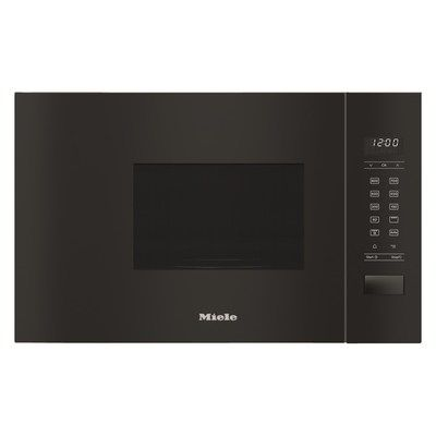 Miele M2234SC 900W 17L Built-in Microwave & Grill - Black