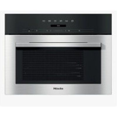 Miele DG7140CLST 40L Built-In Single Steam Oven