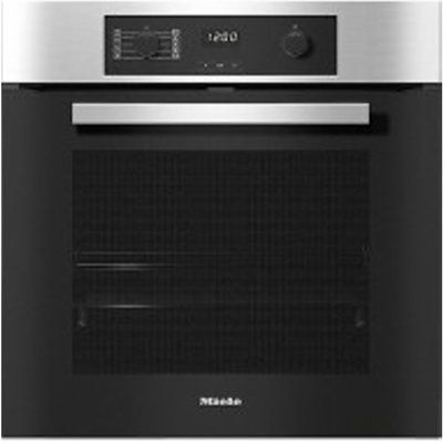 Miele H2267-1BP Built-In Single Oven 76L Capacity