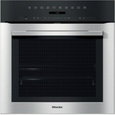Miele H7164BPCLST 76L Built-In Single Oven with WiFi