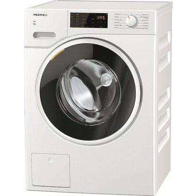Miele W1 WWD 120 WCS 8 kg 1400 Spin Washing Machine - White