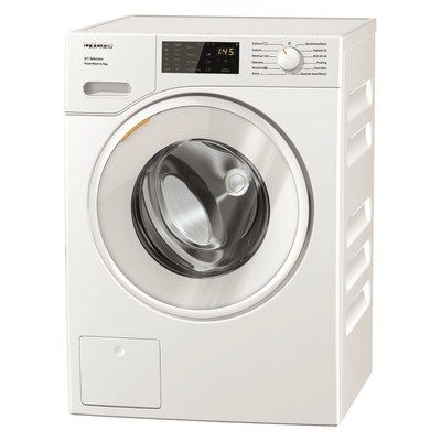Miele WSD323 8kg 1400rpm Freestanding Washing Machine - White