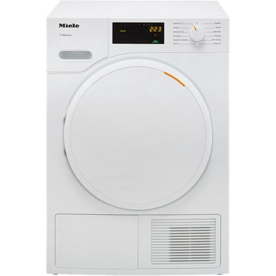 Miele T1 TSB143WP 7Kg Heat Pump Tumble Dryer