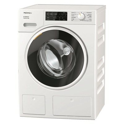 Miele WSG663 9kg 1400rpm Freestanding Washing Machine - White