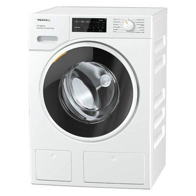 Miele WSI863 9kg 1600prm Freestanding Washing Machine - White