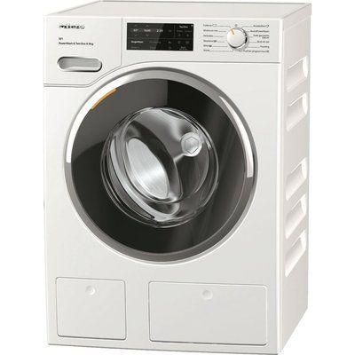 Miele W1 PowerWash & TwinDos WWI 860 WiFi-enabled 9 kg 1600 Spin Washing Machine - White