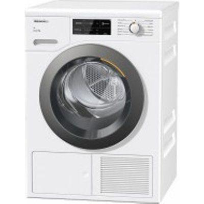 Miele TCJ660WP Eco 9kg Heat Pump Tumble Dryer