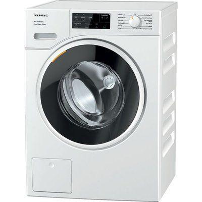 Miele T1 TSJ663WP Wifi Connected 9Kg Heat Pump Tumble Dryer - White