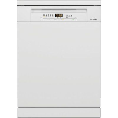 Miele G5222SC Standard Dishwasher - White