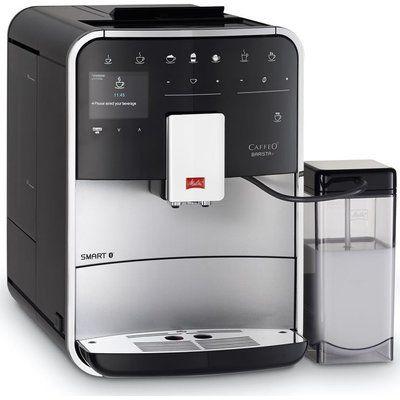 Melitta Barista T Smart Bean to Cup Coffee Machine - Black & Stainless Steel