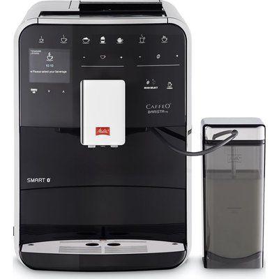 Melitta Caffeo Barista TS F85/0-102 Smart Bean to Cup Coffee Machine - Black