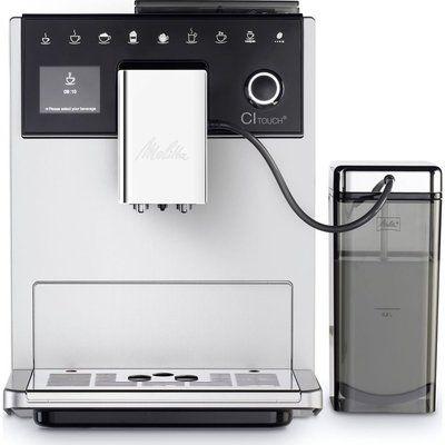 Melitta CI Touch F630-101 Bean to Cup Coffee Machine - Silver