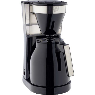 Melitta Easy Top Therm II Filter Coffee Machine - Black
