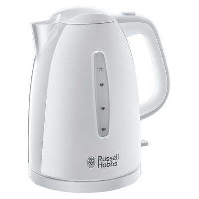 Russell Hobbs 21270 1.7L Textures Kettle - White