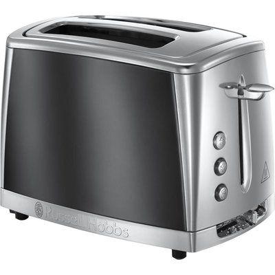 Russell Hobbs Luna 23221 2-Slice Toaster - Moonlight Grey