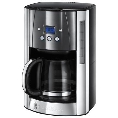 Russell Hobbs Luna 23241 Filter Coffee Machine - Moonlight Grey