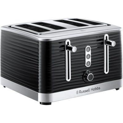 Russell Hobbs Inspire 24381 4-Slice Toaster - Black
