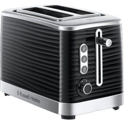 Russell Hobbs Inspire 24370 2-Slice Toaster - Black