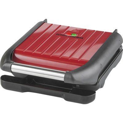 George Foreman 25030 Compact Grill - Red