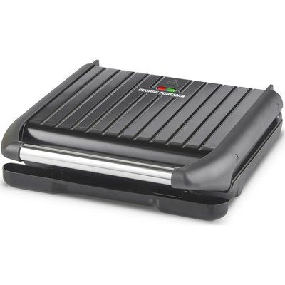 George Foreman GEORGE FOR 25052 Entertaining Grill - Black
