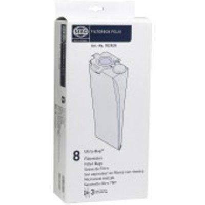 SEBO 7029ER 8 Pack of 3.5L Ultra Bags for Felix Models