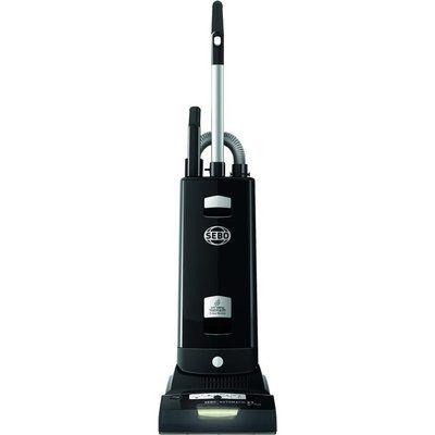 Sebo Automatic X7 PET ePower 91540GB Upright Vacuum Cleaner - Onyx Black & Silver
