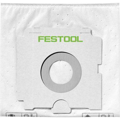Festool SC FIS-CT SYS/5 Self Clean Filter bag Pack of 5