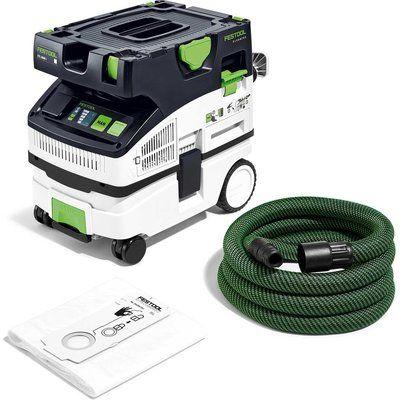 Festool CTL Mini Cleantec Mobile Dust Extractor New 2019 Model 110v