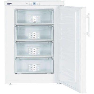 Liebherr GP1476 Table Height White Freestanding Freezer