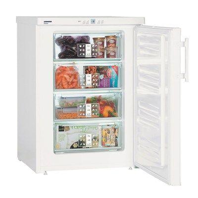 Liebherr GP1486 60cm Wide Freestanding Upright Freezer - White