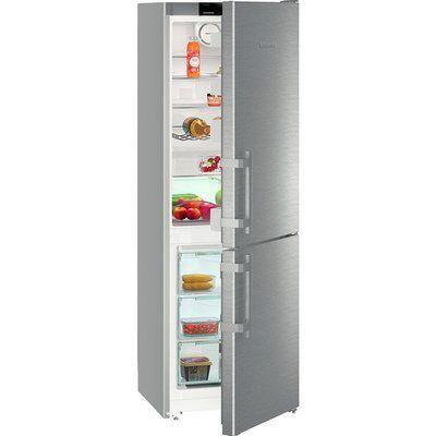 Liebherr CNef 3515 Smart Fridge Freezer - Stainless Steel