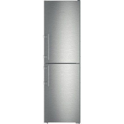 Liebherr CNef3915 50/50 Fridge Freezer - Stainless Steel