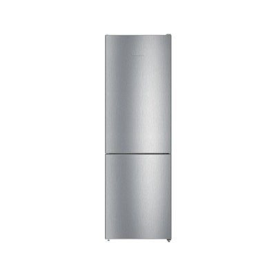 Liebherr CNel4313 186x60cm 304L NoFrost Freestanding Fridge Freezer - Stainless Steel Look